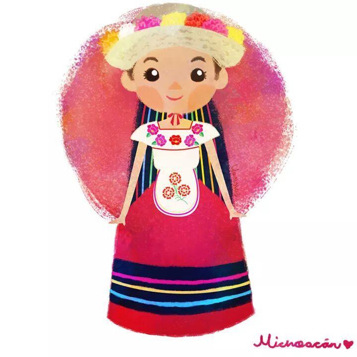 Folklor Mexicano - Michoacan