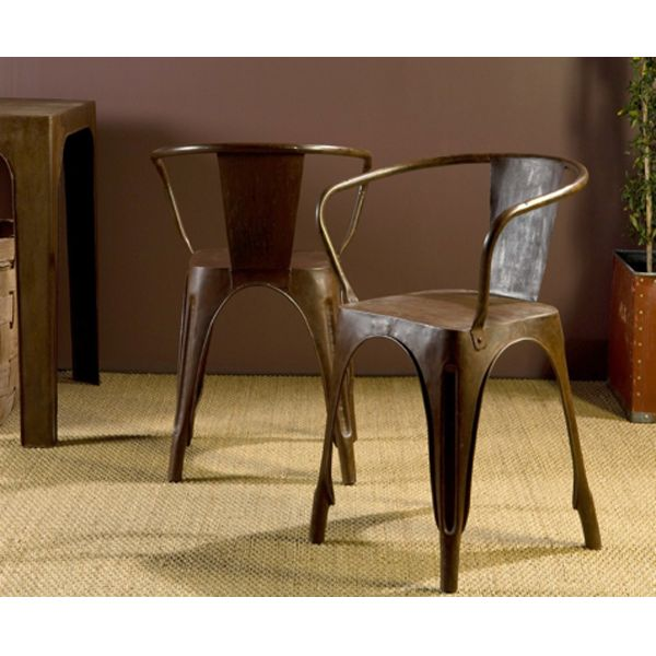 I Will Own A Pair Of These One Day Metal Bistro Chairs Bistro