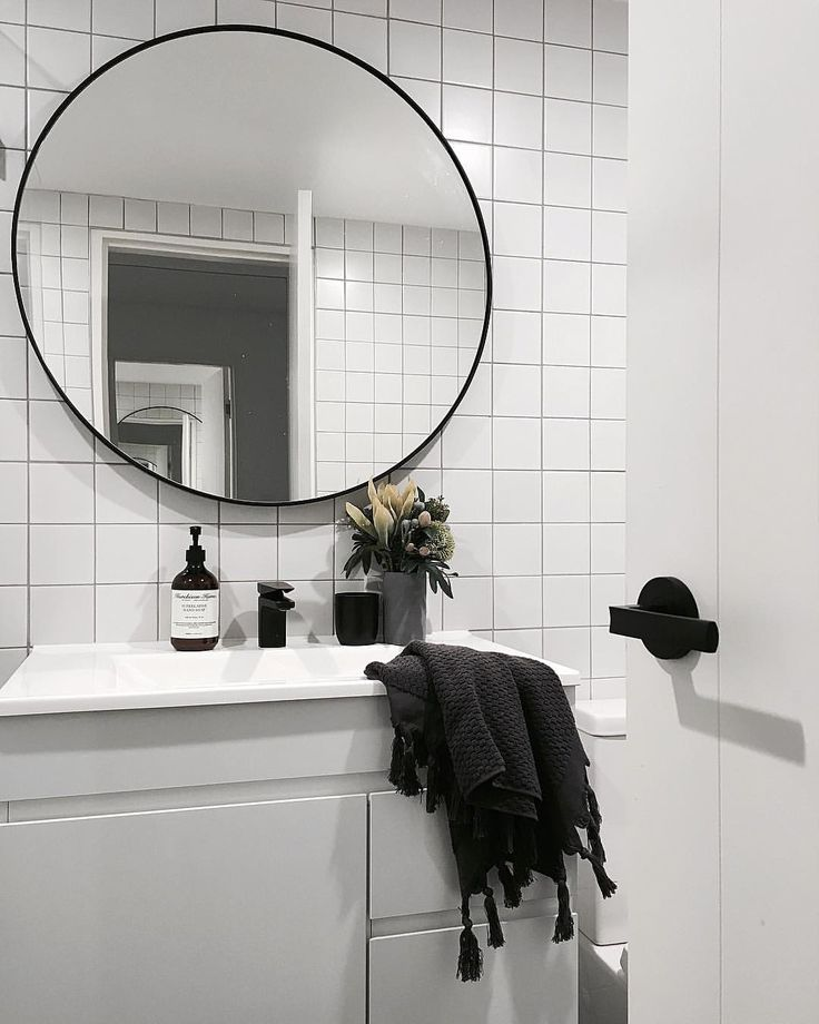 T H E  S T A B L E S (@the_stables_) on Instagram. Bathroom design by The Stables.