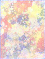 9maand · Knutselen voor kleuters · Schilderen met zeepbellen