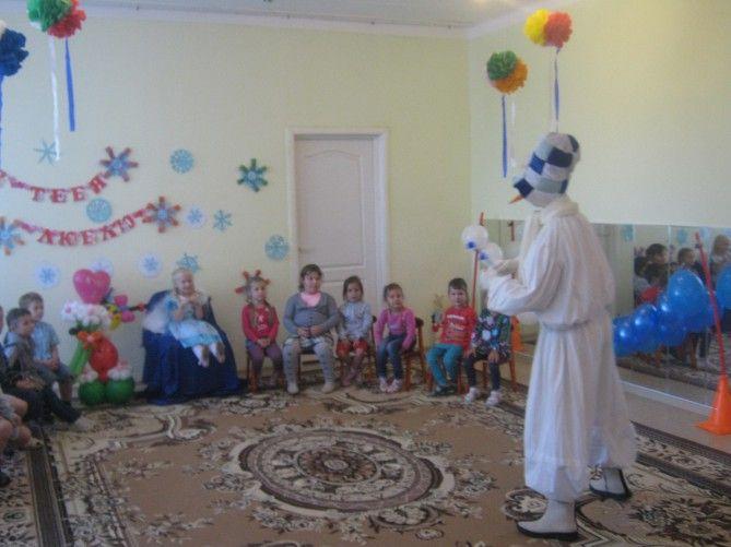 Сценарий дня рождения для детей 5–7 лет «Холодное сердце» - Для воспитателей детских садов - Маам.ру