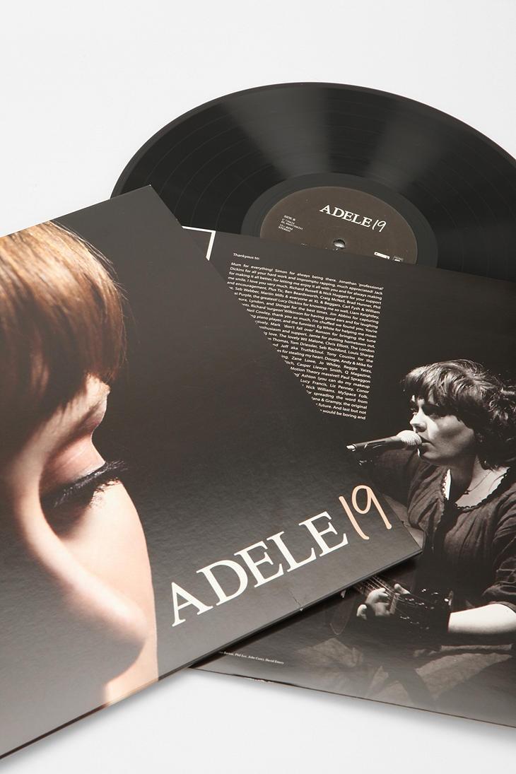 Adele - 19 LP + MP3 $25.98