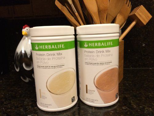 Herbalife Protein Drink Mix (2-Pack) * Want additional info? Click on the image.