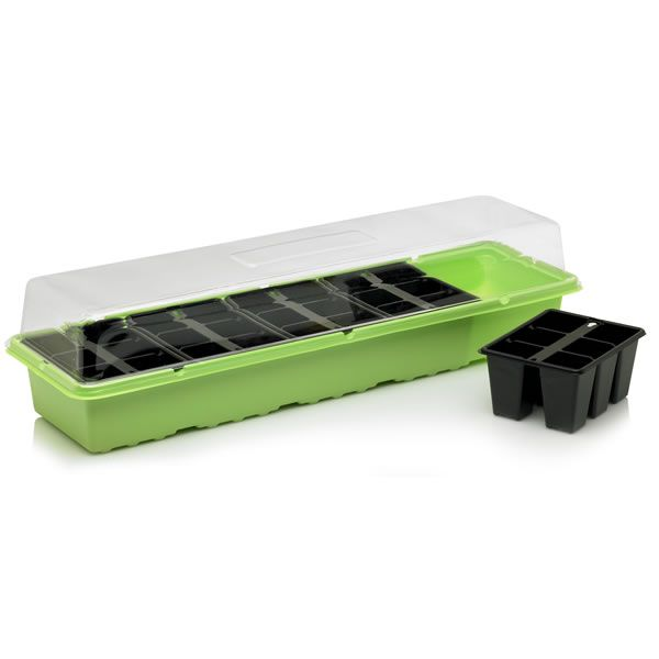 24 best seed trays with lids images on pinterest trays serving trays and backyard ideas. Black Bedroom Furniture Sets. Home Design Ideas