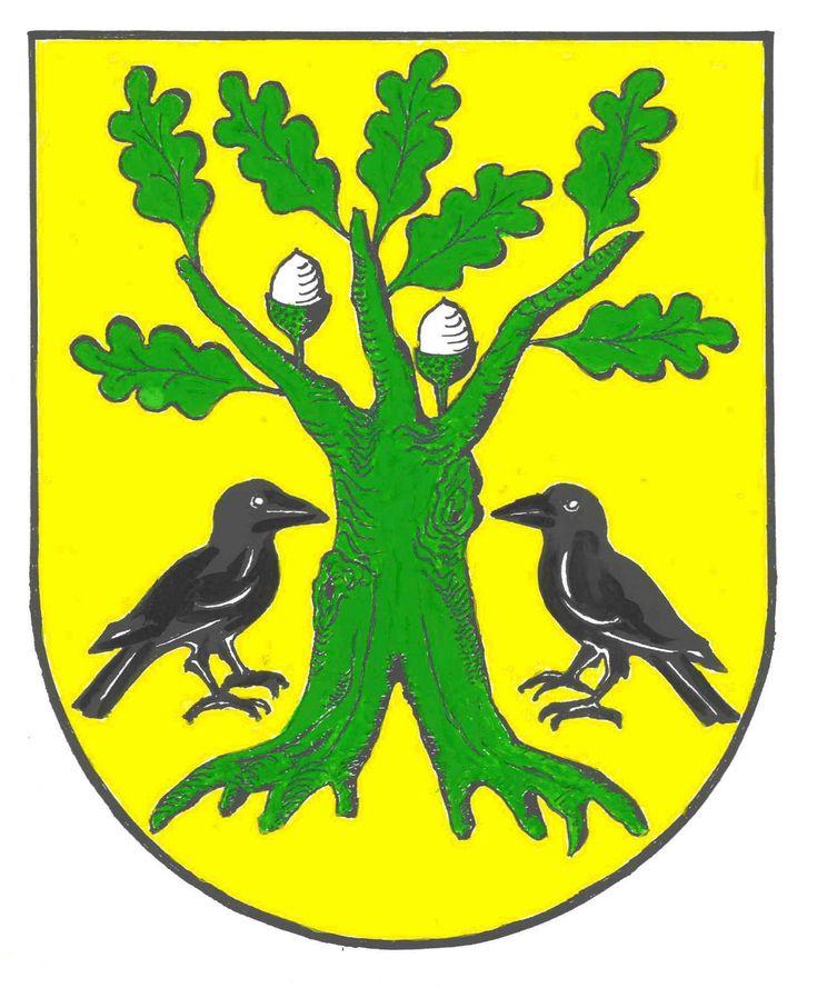 Vorschau des Wappens GemeindeRabenkirchen-Faulück, Kreis Schleswig-Flensburg. Klicken zum Vergrößern