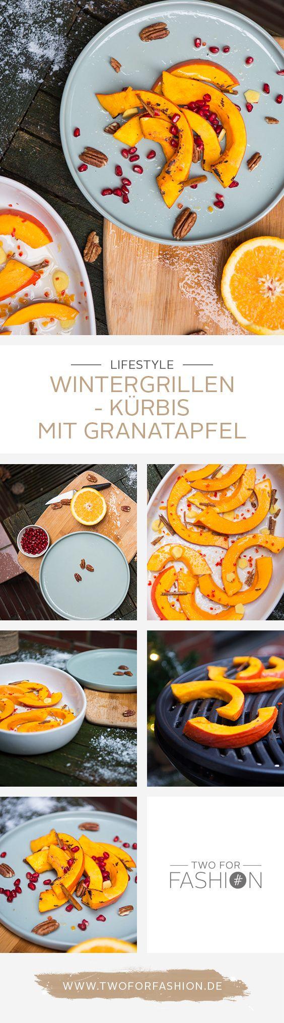 #wintergrillen #barbecue #hokkaido #granatapfel #winterrezepte #grillen #grillrezepte #Rezepte  Die Grillsaison zieht sich bei uns durchs ganze Jahr. Was gibt es schöneres als warm eingepackt am Feuer zu sitzen und kulinarische Leckereien auf dem winterlichen Grillrost zuzubereiten. Wir stellen euch einige Rezepte vor.