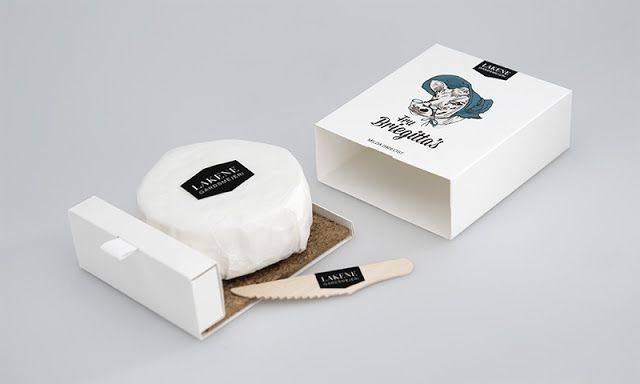 Lakene Gårdsmejeri (Student Project) on Packaging of the World - Creative Package Design Gallery