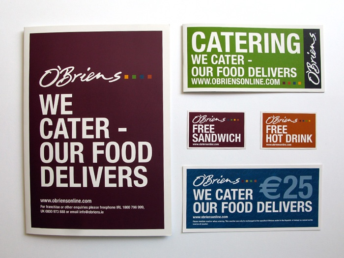 I need catering brochure ideas | Design Inspiration | Pinterest ...