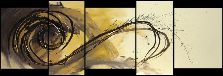 Abstract painting by Sej www.facebook.com/ArtOfSej