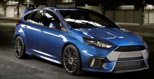 2016 Ford Focus RS Canada Release Date | Ford Focus Release