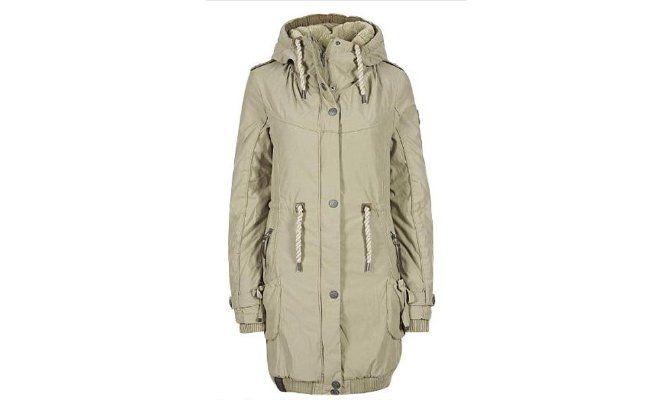 Naketano Becky Pupst Jacket Womens Jacke Winterjacke Girls Damen(Sand,M):Amazon:Clothing
