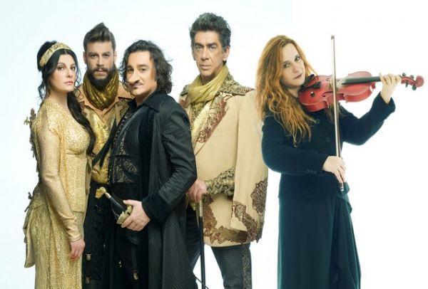Σιρανό ντε Μπερζεράκ: Η μεγάλη θεατρική επιτυχία της χρονιάς επιστρέφει στο Πάνθεον από 17 Απριλίου!