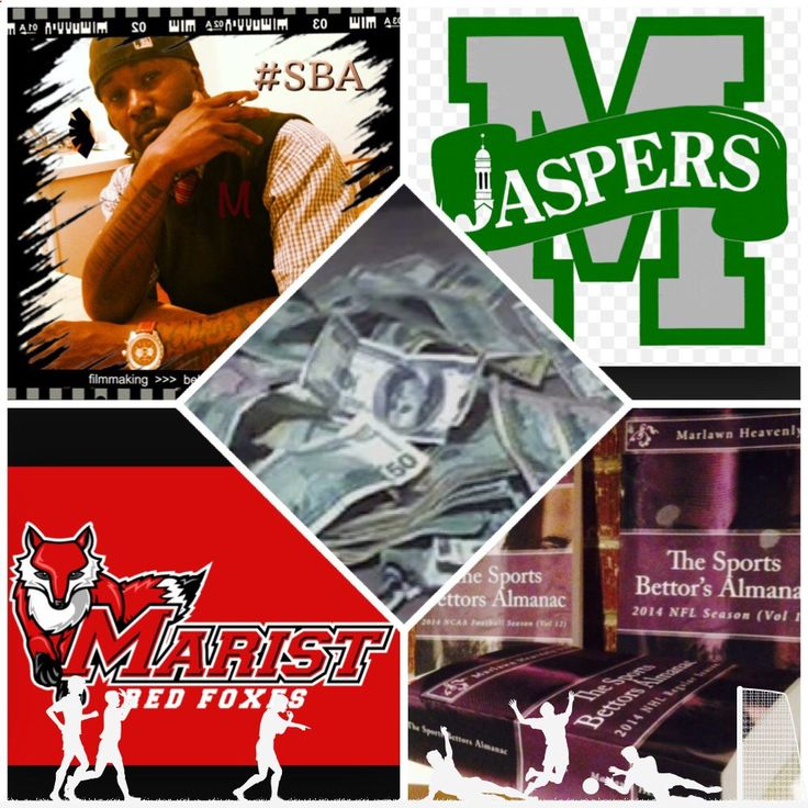 2/23/15 NCAAB Sports Bettors Almanac Update: #Manhattan #Jaspers vs #Marist #RedFoxes (Take: Jaspers -4)(THIS IS NOT A SPECIAL PICK ) The Sports Bettors Almanac SPORTS BETTING ADVICE On 99% of regular season games ATS including Over/Under 1.) The Sports Bettors Almanac available at www.Amazon.com 2.) Check for updates Marlawn Heavenly VII (SportyNerd@ymail.com) #NFL #MLB #NHL #NBA #NCAAB #NCAAF #LasVegas #Football #Basketball #Baseball #Hockey #SBA #Boxing #Business