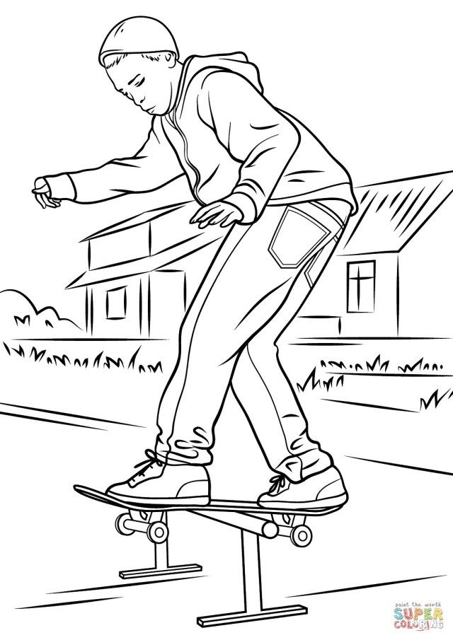 27 Marvelous Image Of Skateboard Coloring Page Entitlementtrap Com Coloring Pages Ninjago Coloring Pages Coloring Pages For Girls