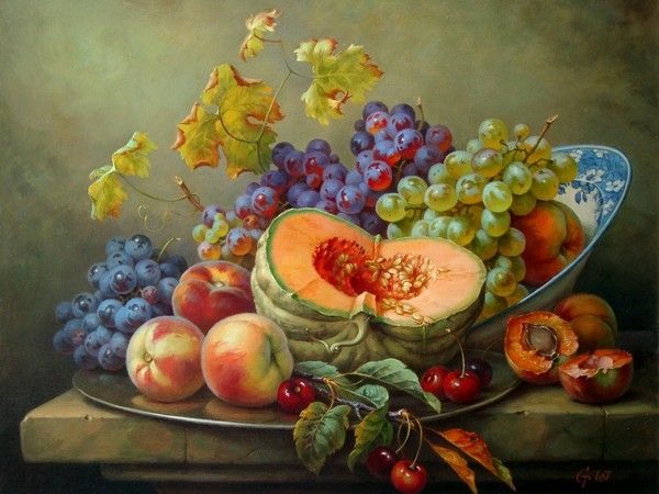 Extrêmement 116 best nature morte images on Pinterest | Oil paintings, Water  XY25