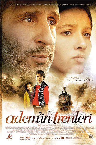 Nurgül Yeşilçay, Cem Özer gibi ünlü oyuncuların rol aldığı 2007 yapımı Ademin Trenleri filmini http://www.yerlihd.com/ademin-trenleri-yerli-film-izle.html sitesinden full hd online izleyebilirsiniz #ademintrenleri #yerlifilmizle #yerlifilmler2016 #filmafişleri #türkfilmleri