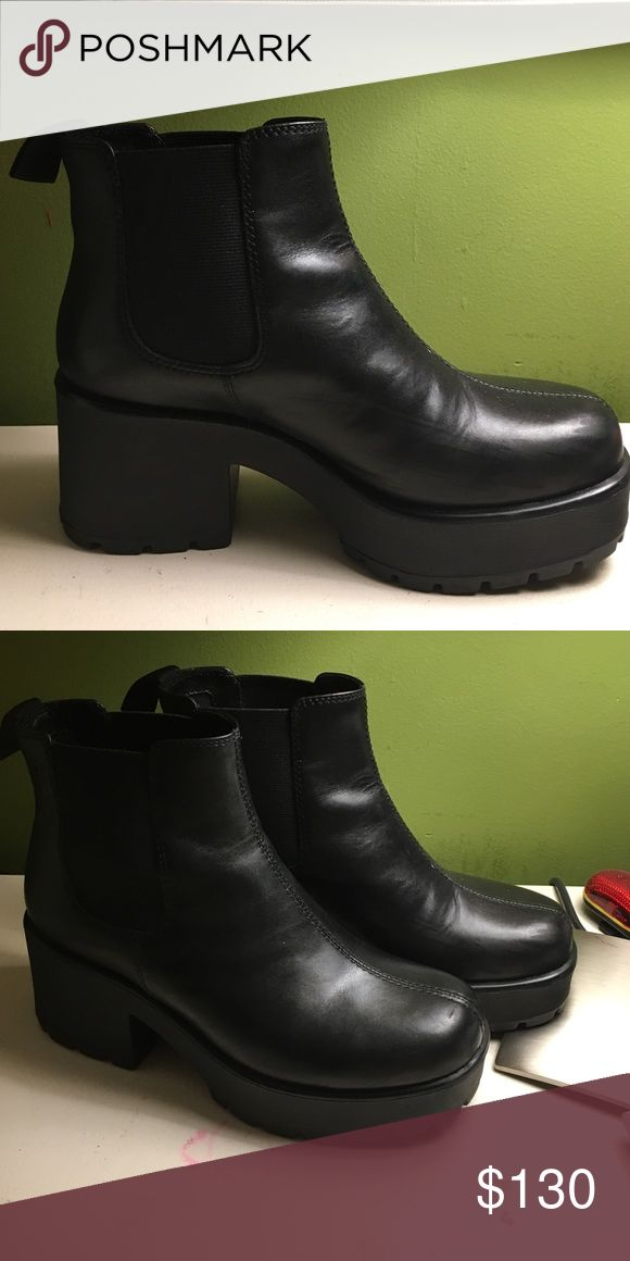 """Cagabond Dioon Boots Vagabond Chelsea boots with 2.5"""" heel. Never worn, no longer available in US. Vagabond Shoes Ankle Boots & Booties"""
