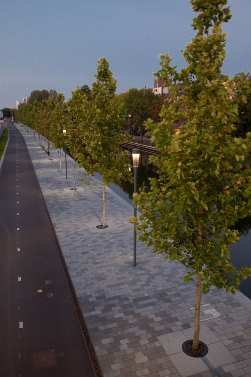 07-Blooming-Citycenter-Nieuwegein-by-bplusb-ReneeKlein « Landscape Architecture Works | Landezine