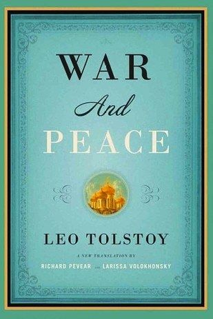 War And Peace by Leo Tolstoy   29 Books You Should Definitely Bring To The Beach This Summer