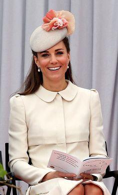 La Duquesa de Cambridge en Alexander McQueen
