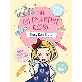 The Clementine Rose Busy Day Book $17.99