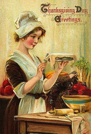 Thanksgiving Day Greetings