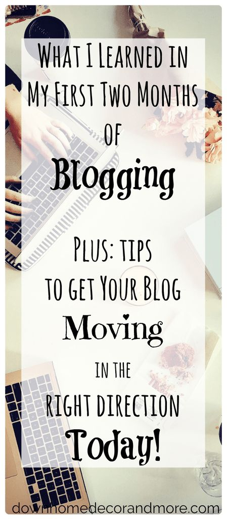 Blogging tips for the beginner