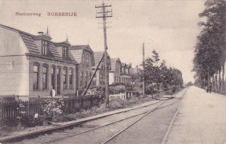 Gorredijk - Stationsweg