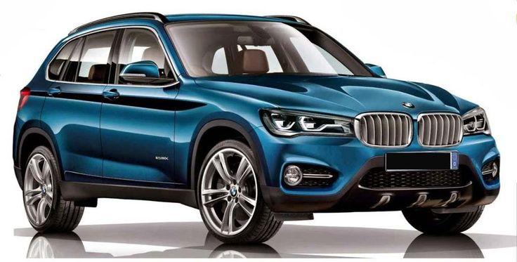 2017 BMW X1 Interior Design - http://newautocarhq.com/2017-bmw-x1-interior-design/