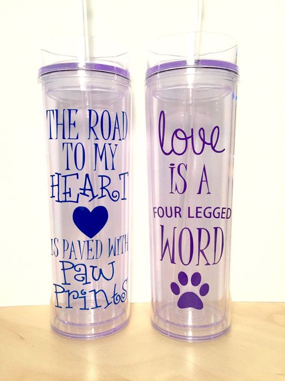 Pet Phrase Skinny Tumbler By Partygirlandco On Etsy