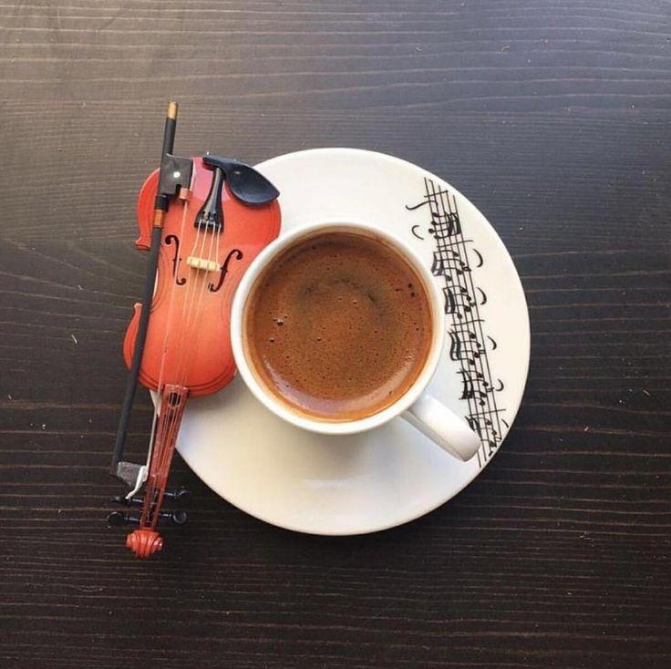 #Música ☆ & #Café ♡