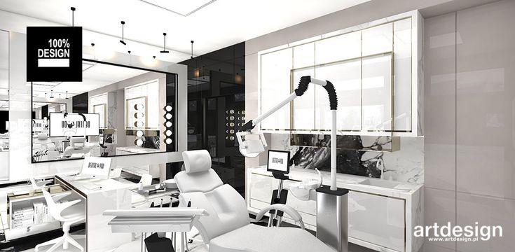 Dental4You | Klinika stomatologiczna | Projekt gabinetu