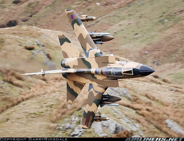 Photos: Panavia Tornado IDS Aircraft Pictures | Airliners.net
