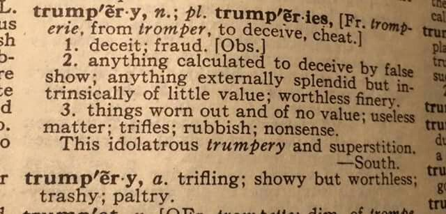 Websters Dictionary 1983