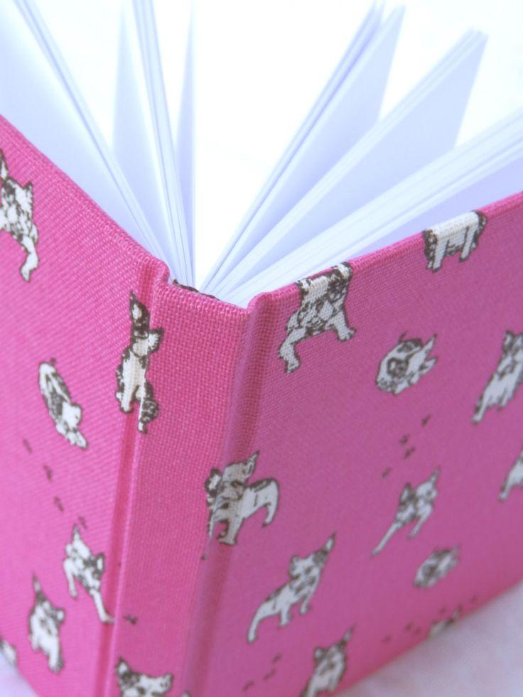 Dog Notebook de Planea en Etsy