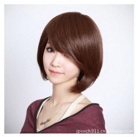 asian short hair bangs layers - Google Search