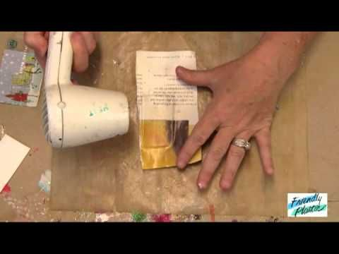 How to transfer an image to Friendly Plastic - Friendly Plastic TV - YouTube