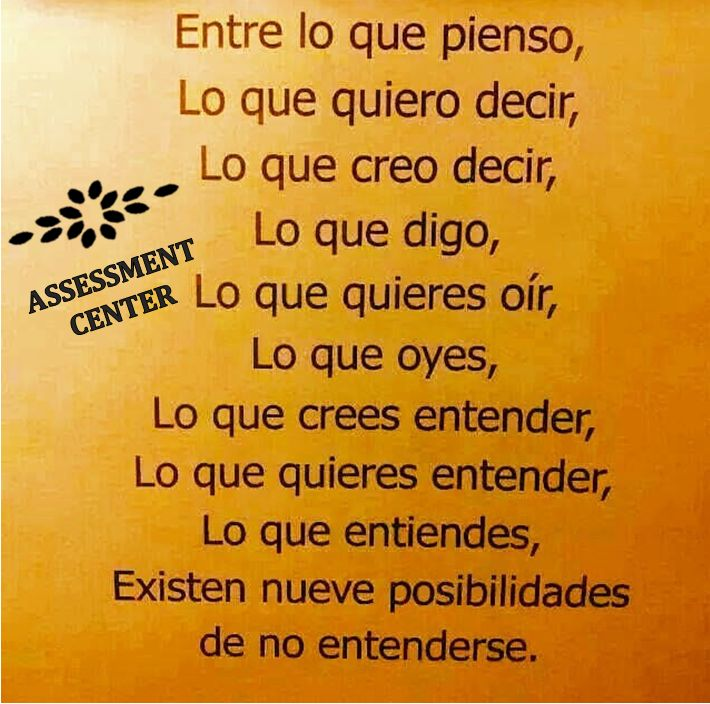 Feliz día amigos, bonito jueves! #Motivaciones #AssessmentCenter #MotivacionesAssessmentC