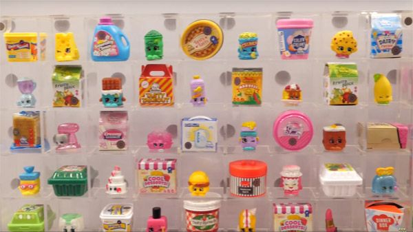 10pcs Shopkins Toys Season Random New