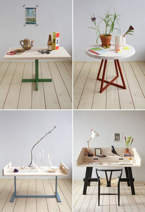 Right bottom photo:  Make this deskRaw Wood, Cleanses, Cleaning, Wood Furniture, Tables Desks, Slowwood Tables, Bottom Photos, The Netherlands, Blog