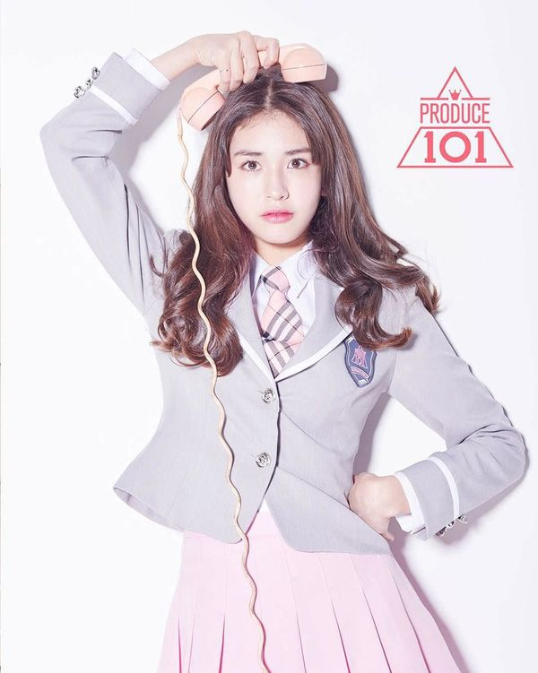 Jeon Somi (JYP)