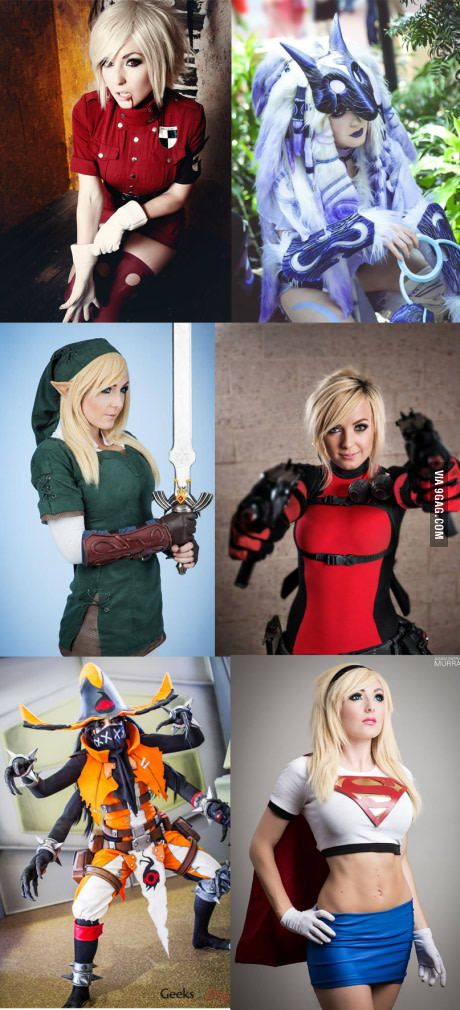 289 best images about Cosplayer Jessica Nigri on Pinterest ...