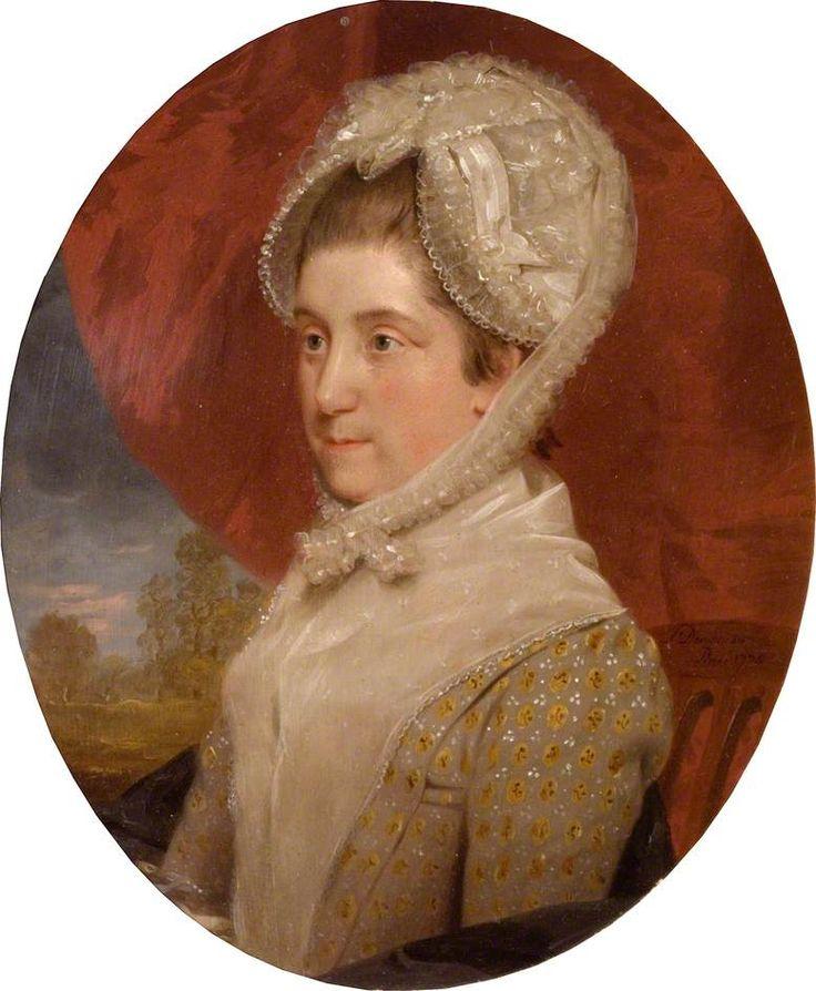 John Downman (1750–1824) Portrait of a Lady