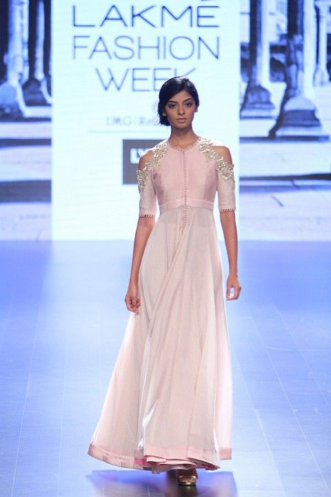 Lakme Fashion Week Summer Resort 2016 | Anushree Reddy #LFWSR2016 #PM