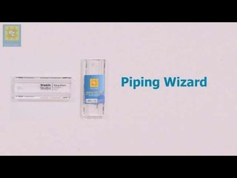 How to use the EZ Quilting Piping Wizard with Jennie Rayment