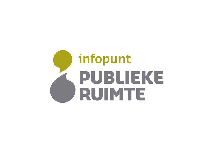 grafisch ontwerp logo en huisstijl Publieke Ruimte - Ontwerpbureau Grafische Vormgeving bvba