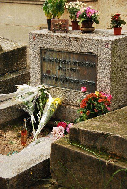 Père Lachaise Cemetery, Paris, France | The Travel Tart Blog