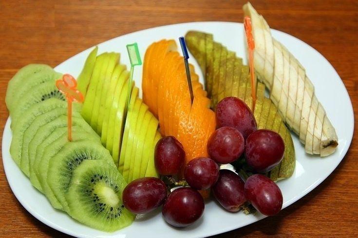 Как красиво подать фруктовую нарезку