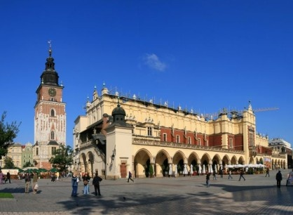 Krakau, Polen. https://www.hotelkamerveiling.nl/hotels/polen.html