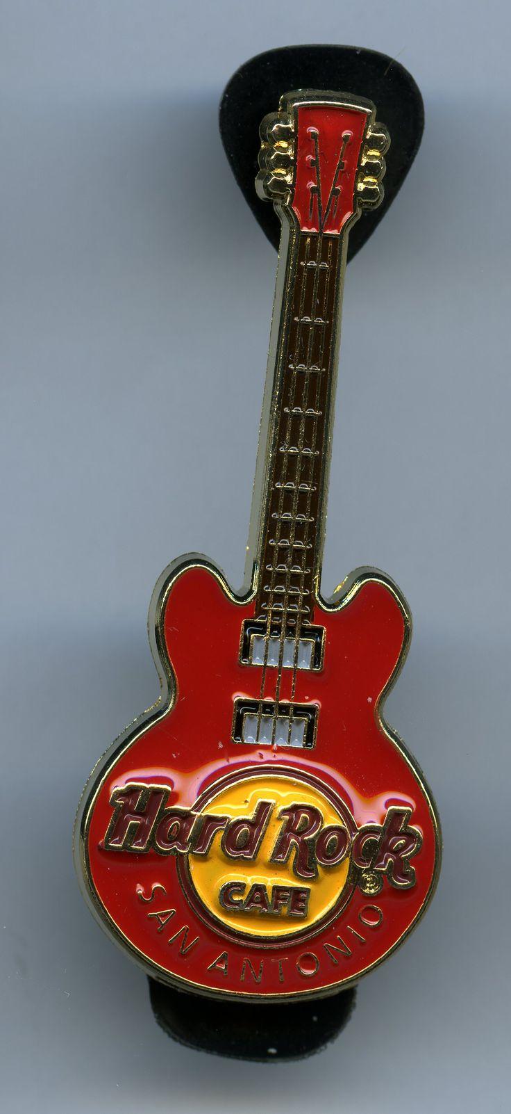 29 best yokohama hard rock cafe guitar pins images on pinterest. Black Bedroom Furniture Sets. Home Design Ideas